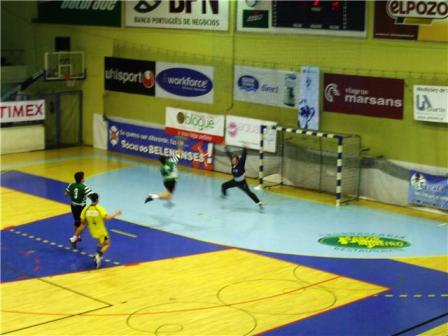 ABC : Sporting - Fase Final Next<21 Campeonato Nacional 1ª Divisão Juniores Masculinos