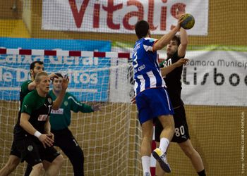 Sporting CP : FC Porto - Andebol 1