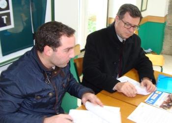 Assinatura de Protocolos em Castelo Branco 2