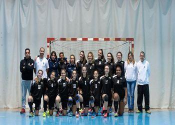 AA Algarve - Torneio de Selecções Regionais Iniciados Femininos - foto: Mário Moreira