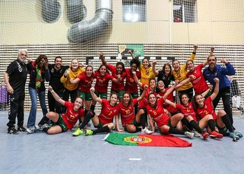 Portugal - Sub19 Femininas - apuramento para o Europeu