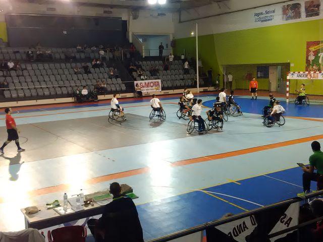 APD Leiria - SportingCP / CPMessines / Algarve - final de ACR7