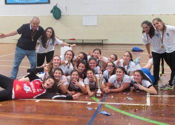 Colégio de Gaia - Campeão Nacional Juvenis Femininos 2016/ 2017
