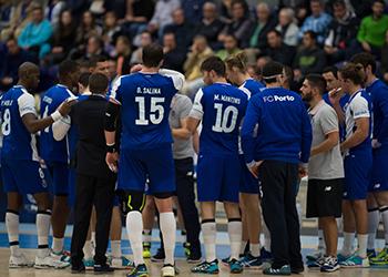 Mens EHF Cup - Fuchse Berlin x Porto - 3ª Eliminatória - 2ª mão