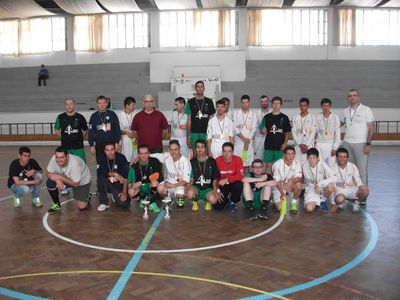 Final do Campeonato de Portugal de Andebol-7 - 31.05.2015