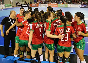 Foto - Seleção Nacional A Feminina - Estágio no Luso - 24 a 29/09/2018