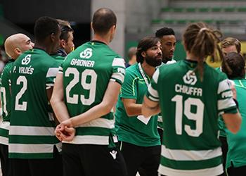 Campeonato Andebol 1 - Antevisão 3ª Jornada - 1ª Fase