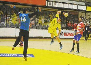 ABC/UMinho - Sporting Horta - Campeonato Andebol 1