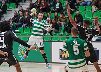 Campeonato Andebol 1 - Sporting CP x AA Avanca - 12ª Jornada