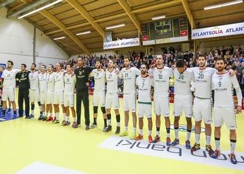 Islândia-Portugal - jogo 1