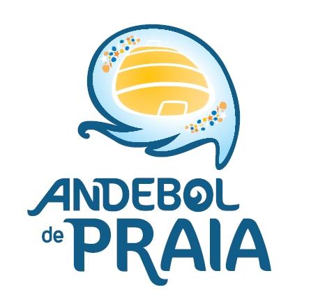 Logo Andebol Praia
