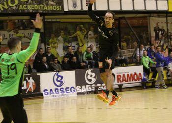 ABC/UMinho : HC Kehra - Challenge Cup - fotos: António Oliveira