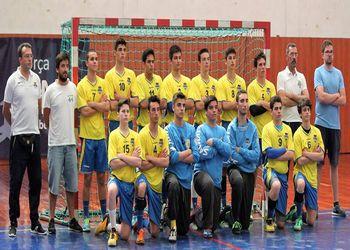 """Almada AC """"A"""" vencedor da Fase de Apuramento do Campeonato Nacional Juvenis Masculinos 2ª Divisão"""