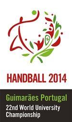 Logo Campeonato Mundial Universitário de Andebol