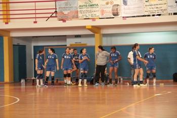 Madeira Sad - 1/2 final Taça de Portugal Seniores Femininos - foto de Luís Simões