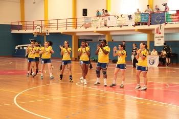 Gil Eanes - 1/2 final Taça de Portugal Seniores Femininos - foto de Luís Simões