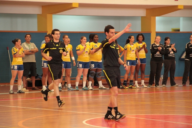 Col. João Barros - Gil Eanes - 1/2 final Taça de Portugal Seniores Femininos - foto de Luís Simões