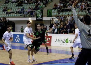 Sporting CP - Delta Belenenses - Campeonato Andebol 1 - foto: Ricardo Rosado