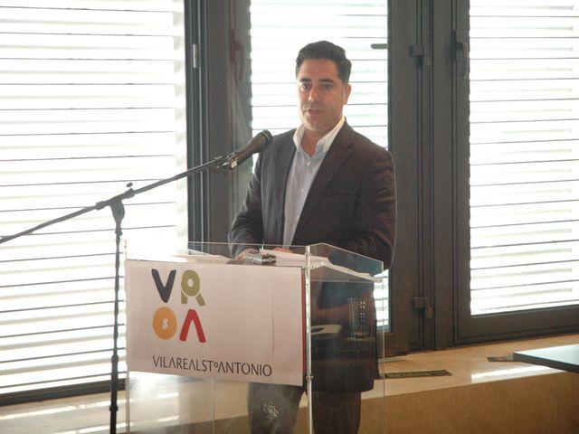 Assinatura de protocolo de desenvolvimento entre a FAP e a VRSA - Luís Gomes