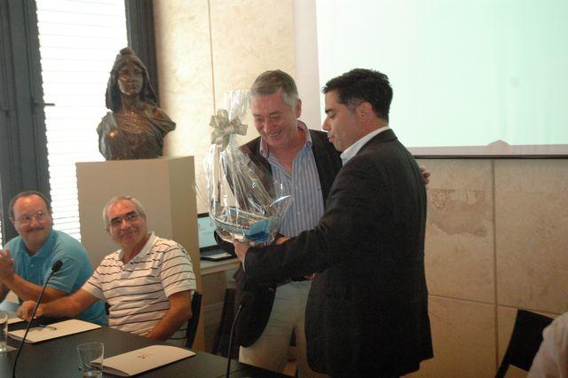 Assinatura de protocolo de desenvolvimento entre a FAP e a VRSA - Luís Gomes e Ulisses Pereira