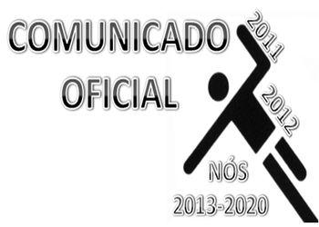 Logo Comunicado Oficial 2011-2012