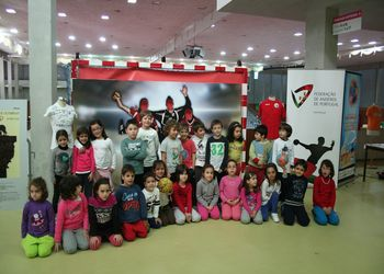Semana Olímpica 2013 - escolas
