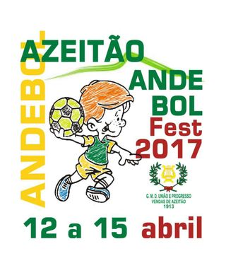 Cartaz Azeitão Andebol Fest 2017
