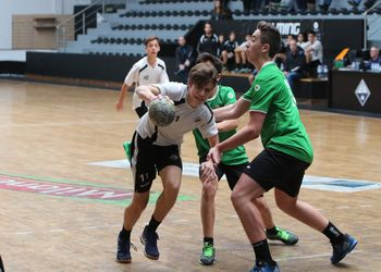 Águas Santas : CALE - Campeonato Nacional Iniciados Masculinos - foto: António Oliveira