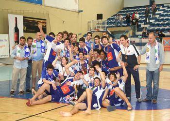 CF Belenenses Campeão Nacional Next21 Campeão Nacional 1ª Divisão Juniores Masculinos