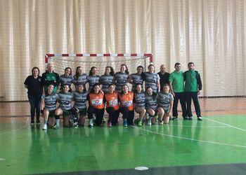 """CA Leça """"A"""" - vencedores Fase Apuramento Campeonato Nacional Iniciados Femininos"""