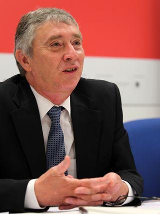 Presidente Ulisses Pereira - Tomada de Posse do Conselho Consultivo - Guimarães, 16.06.2012 - foto FAP/ José Lorvão