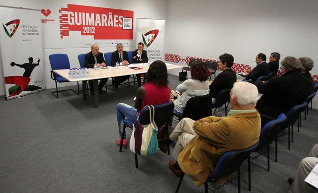 Tomada de Posse do Conselho Consultivo - Guimarães, 16.06.2012 - foto FAP/ José Lorvão