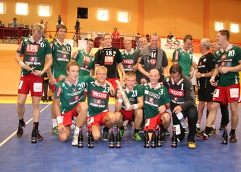 Skjern Handbold vence Torneio S.Mateus