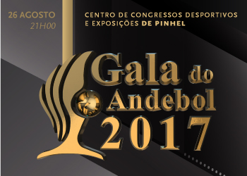 Cartaz VII Gala do Andebol