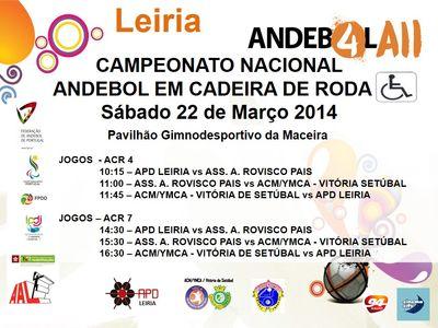 Campeonato Nacional de ACR - 3ª Concentração Grupo Sul