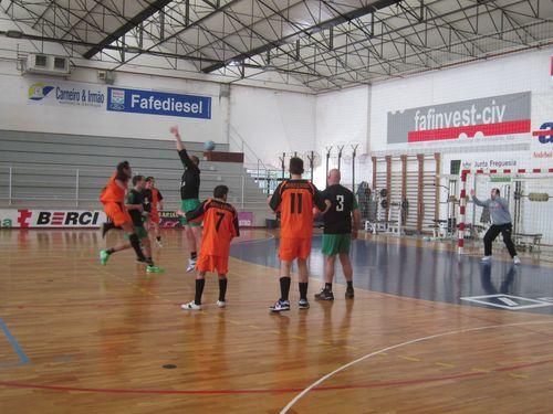 Campeonato Regional Norte de Andebol Adaptado 5x5 - 2ª jornada - Fafe, 07.03.14