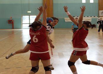 Turquia : Portugal - 7º Campeonato do Mediterrâneo