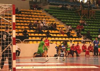 Portugal : Suécia - Campeonato Mundo Sub-21 masculinos Egipto 2009