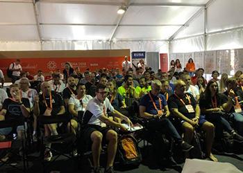EUSA Games Coimbra - 2018: Reunião Técnica (2)