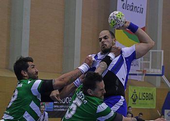 Sporting CP : FC Porto - Campeonato Andebol 1 - foto: Ricardo Rosado