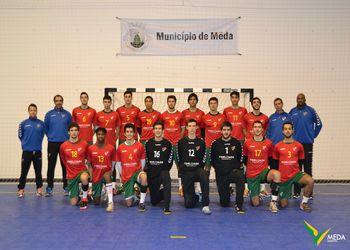 Portugal - Torneio 4 Nações Sub20 Masculinos