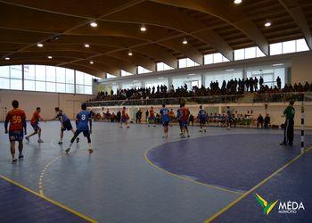 Espanha - França - Torneio 4 Nações Sub20 Masculinos