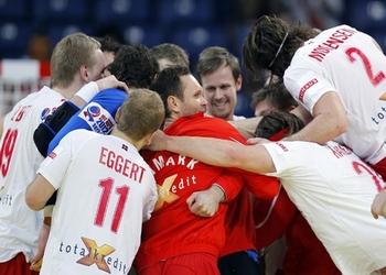 Dinamarca- Campeã Europa 2012