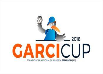 Cartaz Torneio GarciCup - 27/06 a 01/07/2018