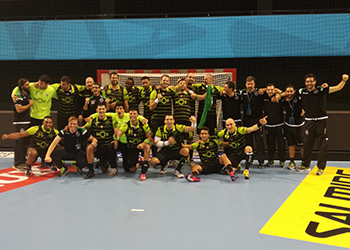 Velux EHF Campions League (QK) - Sporting CP : Alpla HC Hard (Final)