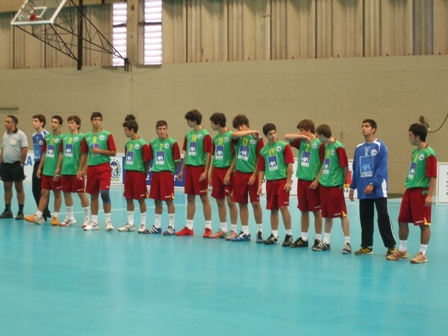 Juniores C Masculinos - Jogos CPLP