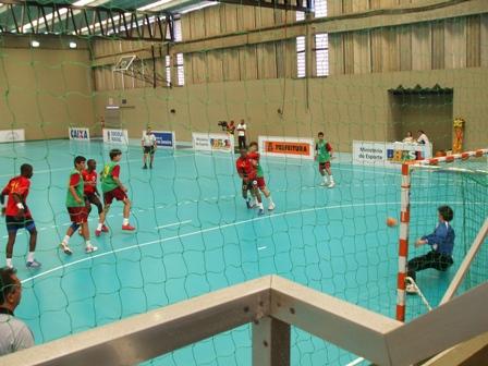 Juniores C Masculinos - Jogos CPLP - Portugal : Angola