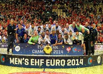 França - Campeã da Europa 2014 - 350x250
