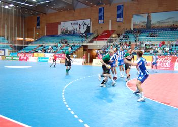 Sporting CP : FC Porto - Torneio de Andebol Ibérico