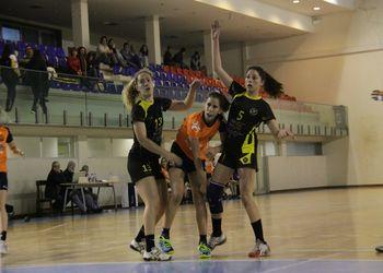 Lagoa : Didáxis - Fase Final do Campeonato Nacional de Iniciados Femininos - foto: António Oliveira